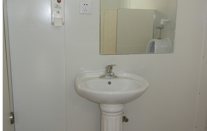 Public Toilet Project For Government 20ft Over High Size 605824382896mm